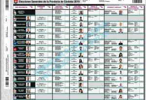 La Boleta Única, la gran protagonista de las elecciones de este domingo