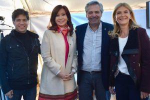 Kicillof y Magario, la fórmula K para pelear por la gobernación bonaerense