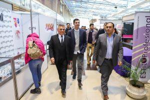 Urtubey en la Expo Beauty Prof, el evento de estética más importante de la región