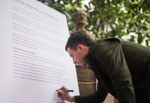 Si es electo intendente, De Loredo promete «tolerancia cero» con la corrupción