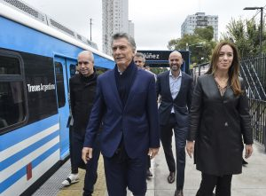 En medio de la crisis, Macri reafirmó el rumbo: «es por acá»