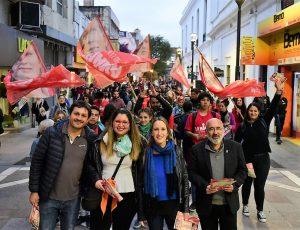 """Para Echevarría, el resultado  electoral marca «el comienzo de la renovación de la izquierda"""""""