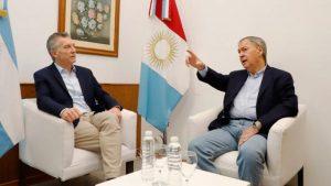 En la previa del cónclave de Alternativa Federal, Schiaretti se reúne con Macri en Casa Rosada