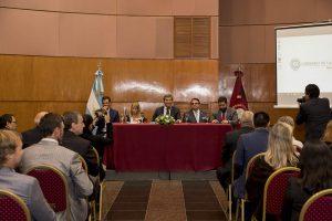 Delegación comercial de EEUU con funcionarios salteños para impulsar inversiones