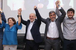 «Vamos a hacer una gran elección» destacó el vecinalista Quinteros