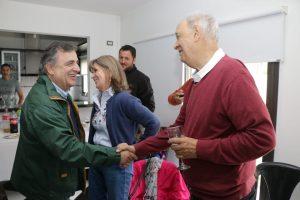 Negri cuestionó la «ambición de poder» de Schiaretti