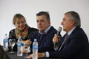 Con cerrado apoyo, Morales dijo que Negri es el «único que le puede ganar al peronismo»