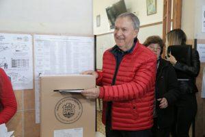 Los comicios en CBA «no tienen nada que ver con una elección nacional», afirmó Schiaretti