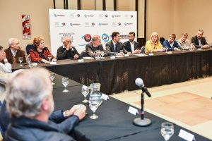 Urtubey y Tombolini impulsan un Consejo Económico y Social a nivel nacional