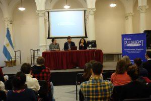 Estudiantes de doctorado y posdoctorado fueron becados para investigar en Estados Unidos