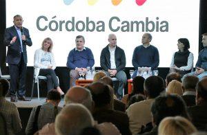 «Estamos ganando en Capital y somos la opción más competitiva en la Provincia», dijo Negri junto a Larreta