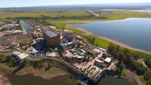 La Central Nuclear Embalse vuelve a proveer energía a la red