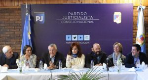 En el PJ afirman que «Cristina no descarta ninguna opción»
