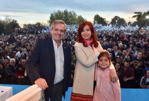 Junto a Alberto, CFK llamó a recuperar el espíritu de la Argentina del Bicentenario