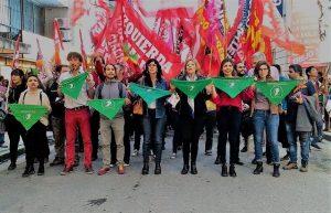 Olivero:  «Para enfrentar las políticas de Macri, la salida no es Schiaretti, la salida es la izquierda»