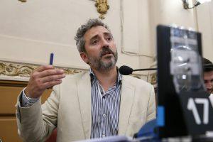Fresneda insistió en el llamado a la unidad para construir un «Gobierno de coalición» pensando en las «mayorías populares»