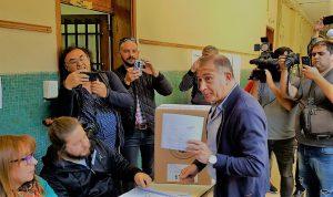 Juez votó y rechazó las «pequeñas monarquías provinciales»