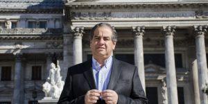 «Claramente fue un atentado», aseguró el senador riojano Martínez