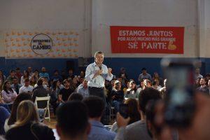 «Volver al pasado será autodestruirnos», afirmó Macri tras el anuncio de CFK