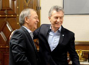 Macri y Schiaretti hablaron del «Acuerdo Nacional» antes de la cumbre de Alternativa Federal