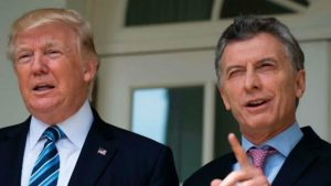 En comunicación con Macri, Trump volvió a apoyar las «reformas» económicas del Gobierno