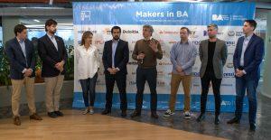 Emprendedores: se realizó el lanzamiento de Makers in BA