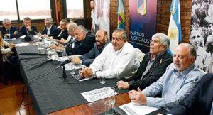 Nuevo cónclave del PJ para avanzar en el armado de un frente electoral