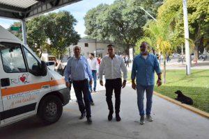 Por la salud, Mestre le apuntó al Gobierno de UPC y dijo que considera a los vecinos del interior de «segunda categoría»