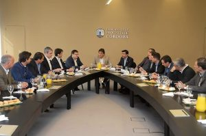 Córdoba y Nación delinean acciones conjuntas por una «Cosecha Segura»