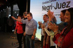 De cara a las elecciones, Negri apuntó duro contra Schiaretti y Mestre