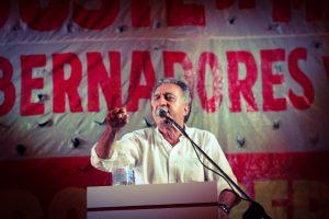 Pitrola demandó «un Cordobazo nacional para derrotar a Macri»