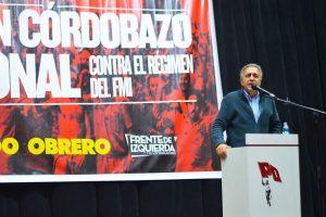 Paro #29M: Pitrola convocó a un «Cordobazo nacional» para derrotar la política de «ajuste» de Macri