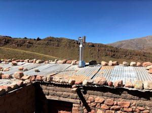 Poblaciones de Córdoba y Salta generan energía térmica a partir de biomasa