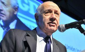 «Soy candidato a presidente», destacó Lavagna, en un mensaje a propios y extraños
