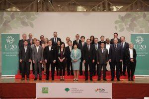 Ciudades de todo el mundo elevaron sus recomendaciones al G20
