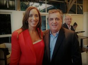 De cara a las elecciones, Vidal desembarca en Córdoba para apoyar a Negri