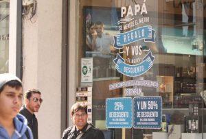 Día del Padre: las ventas cayeron un 7,8% en relación al año pasado