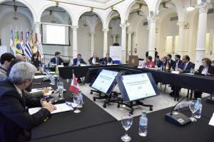 Finocchiaro pidió actualizar la «visión inicial» con la que se pensó el Mercosur