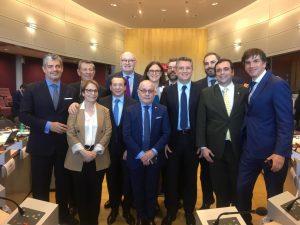 Faurie cruzó a Alberto Fernández por su crítica al acuerdo Mercosur-UE