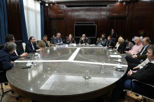Acuerdo para el fomento de la producción audiovisual con sindicatos del sector