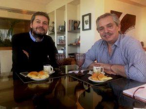 Matías Lammens será el candidato a jefe de Gobierno porteño del Frente K-PJ