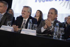Fernández dijo que el 10 de diciembre convocará «a todos», incluyendo a los «estafados» por Macri