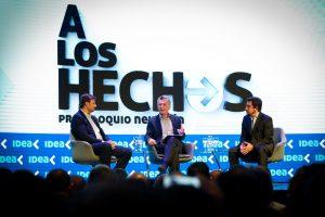 «Pichetto piensa en los argentinos antes que en su partido», dijo Macri