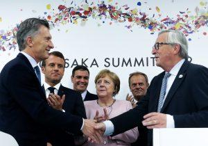 Cumbre G20: Macri celebró el acuerdo Mercosur-UE junto a líderes mundiales