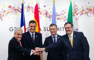 Argentina junto a tres países más ratificó su compromiso con el Acuerdo de París