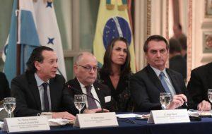 Sica a favor de «fortalecer» la relación bilateral y el comercio entre la Argentina y Brasil