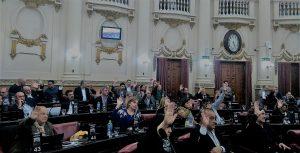 Con rechazo opositor, la mayoría oficialista aprobó la toma de deuda para la RAC