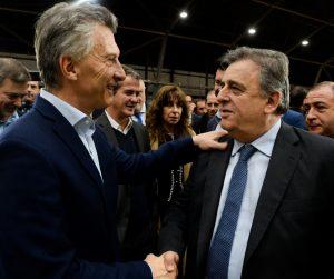 Negri defendió el camino que destacó el presidente Macri