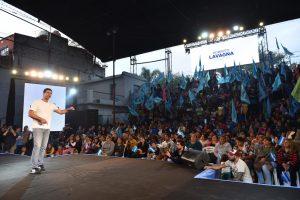 """""""La salida al ajuste y la corrupción se llama Roberto Lavagna"""", afirmó Urtubey en Tucumán"""