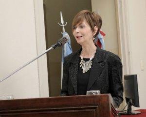 Aída Tarditti será la nueva presidenta de la Asociación de Mujeres Jueces de Argentina